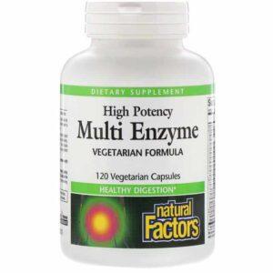 multi enzimi